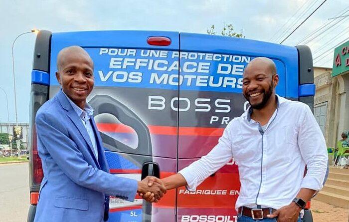 Partenariat : « Famath Productions » signe avec « Boss Oil »