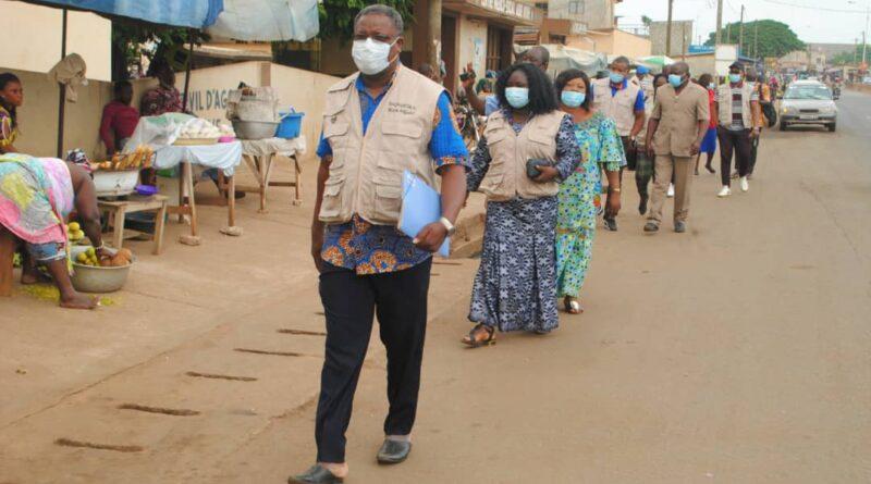 Assainissement, salubrité et désencombrement : « les mots clés » du conseil municipal de la commune Agoè- Nyivé 1